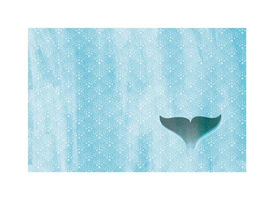 art prints - Whale Tale by Lisa Zizza McSweeney