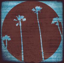Palms by Aurelia Fasano Brogan