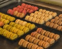 Les Macarons by Lonna Coleman