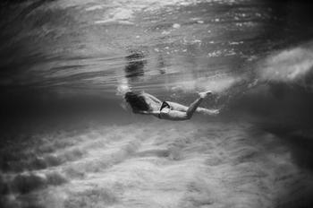 Swim at Ke Iki #2