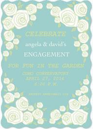 ROSY ENGAGEMENT