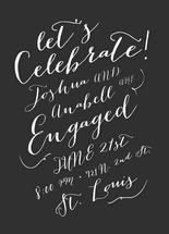 Handwritten Celebration by Heather Eikel