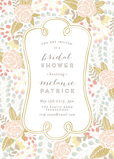 cards - Beautiful Bouquet by Phrosne Ras