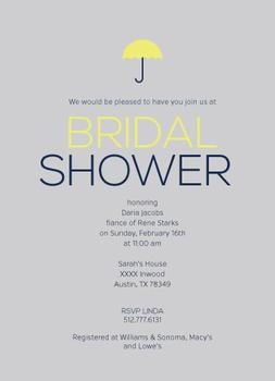 Simple Showers