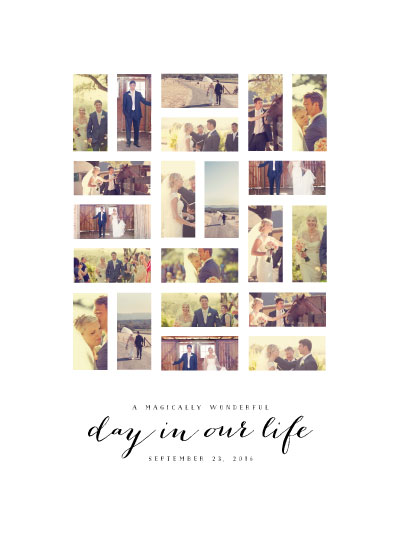 art prints - A Day in Our Life by Michelle Taylor