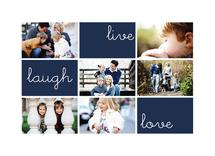 Live. Laugh. Love by Ana Blanco