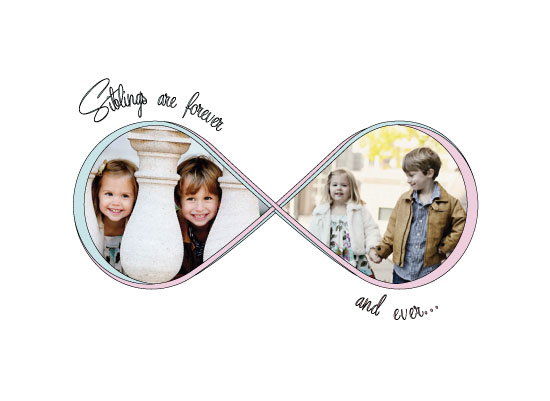 art prints - Siblings forever by Lesive Designs