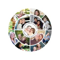 Circular Family Tree