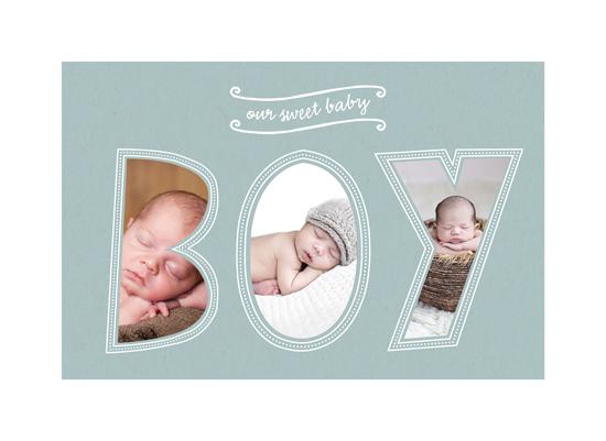 art prints - Sweet Baby Boy by Erica Krystek