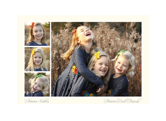 art prints - Forever Sisters by Nina Hatch
