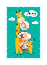Giraffe by joanne imai