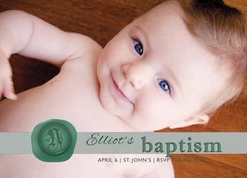sealed for baptism