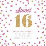 Sweet Sixteen Glitter C... by Jocelyn Cocain