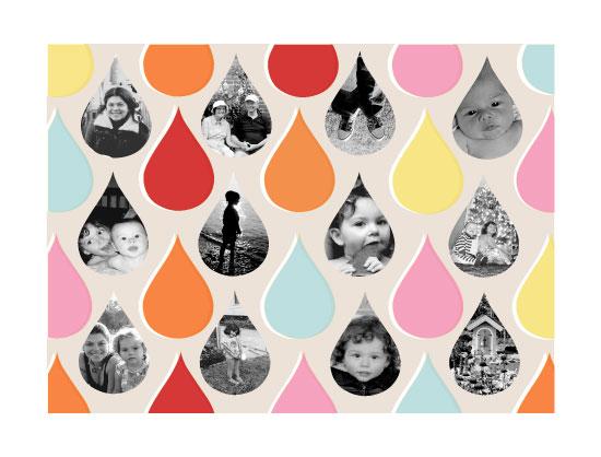 art prints - Gotas de Colores by Karina Padilla-Robinson