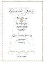 formal christening by Nancy Jeanne Morlino