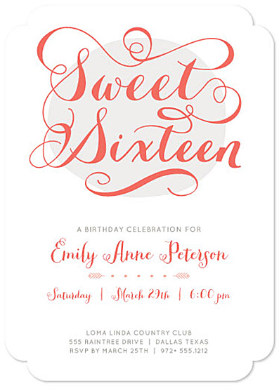 cards - The Sweetest Sweet Sixteen by joanne imai