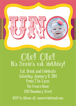 Party invitations fiesta first birthday at minted party invitations fiesta first birthday by ryann jarrard filmwisefo