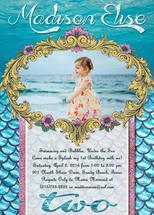 Mermaid Princess by Sarah Ballew