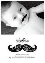 mustache bash by dylcia barnhart
