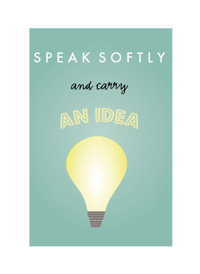 art prints - Speak Softly by Dana Jennings
