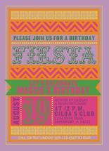 Birthday Fiesta by Meghan Purcell