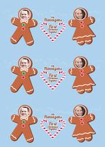 Gingerbread People by Molly Courtright