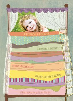 The Princess & The Pea Party