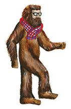 Hipstersquatch by Raybo Design