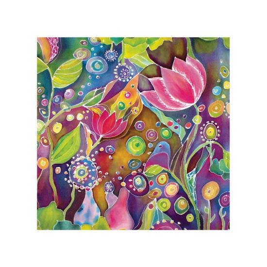 art prints - lotus by Jocelyn Cocain