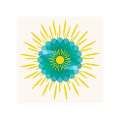 Atomic Bloom