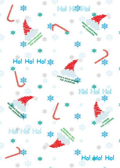 gift wrap - HoHoHo by Shrubabati
