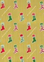 Monogram Stockings by Sarah R. Petersen