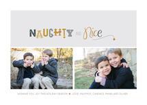 Naughty & Nice by Amy George
