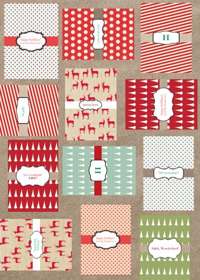gift wrap - Gift Messaging by shoshin studio