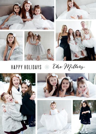holiday photo cards - Photo Wall by Hooray Creative