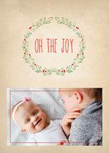 Oh the Joy by Alexandra Cook