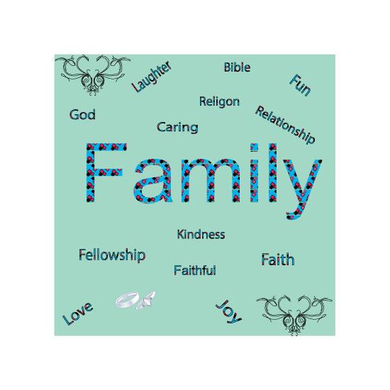 art prints - Family by Kristin