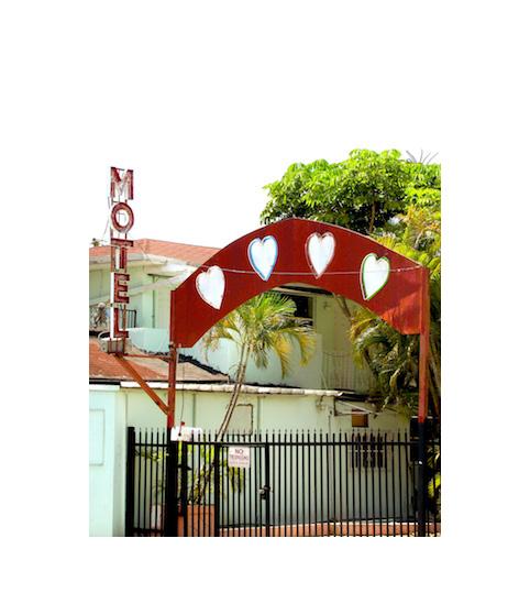 art prints - Love Motel by Jonathan Brooks