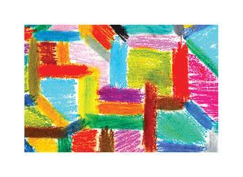 oil pastels color