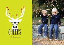 Deer Cheer by Leila Rookstool