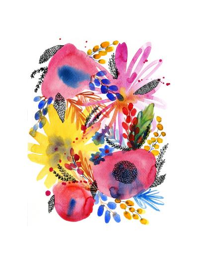 art prints - Flowers by Alexandra Dzh