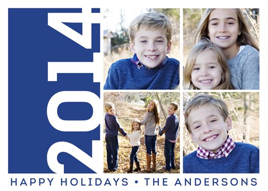 holiday photo cards - A Big Year by Emily Abramson
