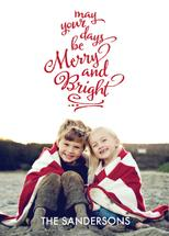 bright christmas by Emily Abramson