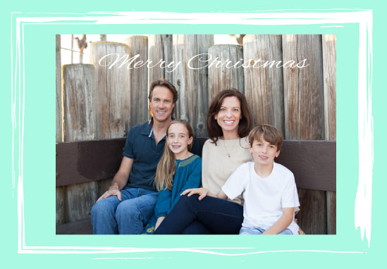 holiday photo cards - Chic Christmas by Noah Kile