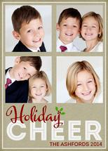 Holiday Cheer 2014 by Emily Abramson