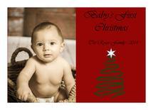 Babys First Christmas by Trisha Goldstrom