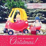 Home for Christmas by Christina Pena Pittre