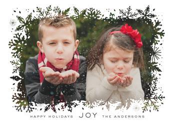 Joyful Snowflake