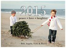 Peace Love Laughter 201... by Jaclyn Del Vacchio
