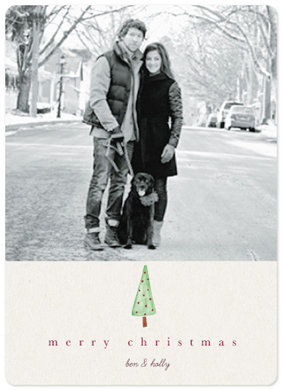 holiday photo cards - Lone Pine by Jordan Bariesheff
